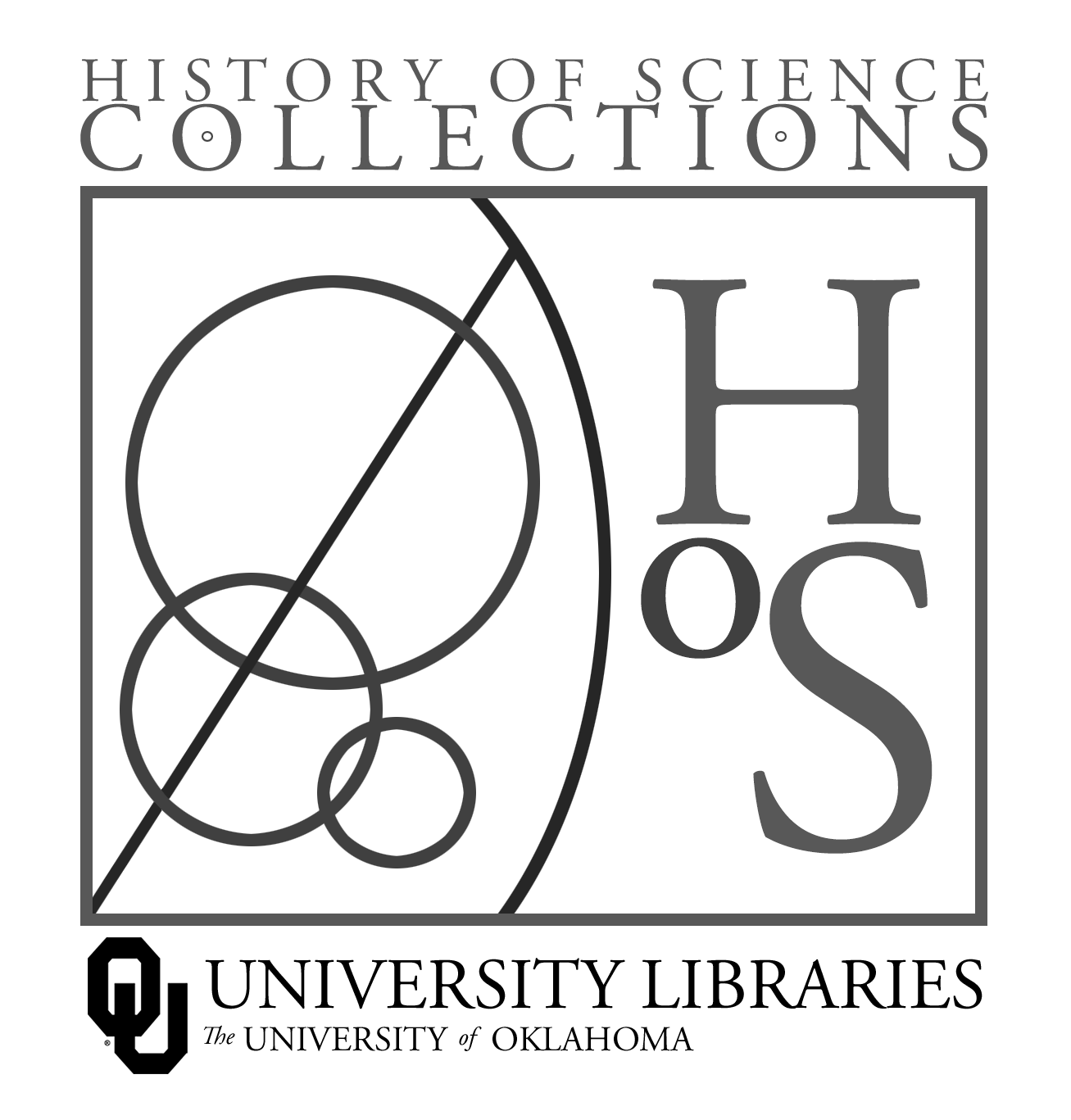 The History of Science Logo